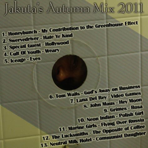 Jakuta's Autumn Mix 2011