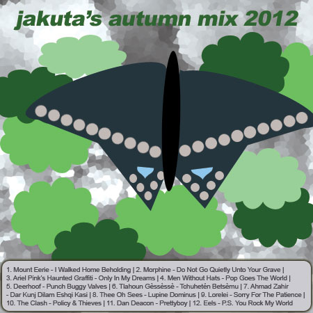 Jakuta's Autumn Mix 2012