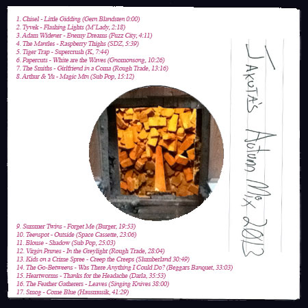 Jakuta's Autumn Mix 2013