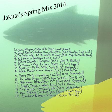 Jakuta's Spring Mix 2014