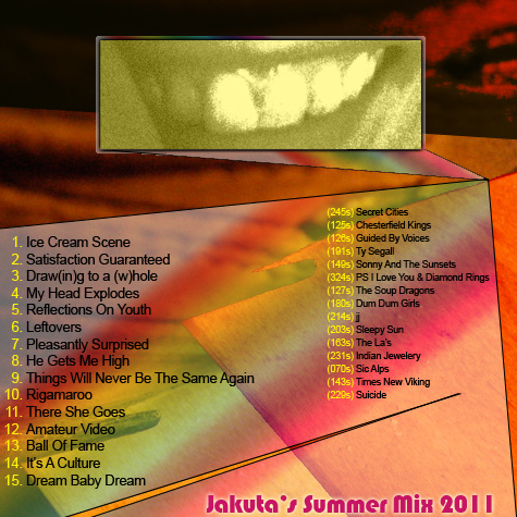 Jakuta's Summer Mix 2011