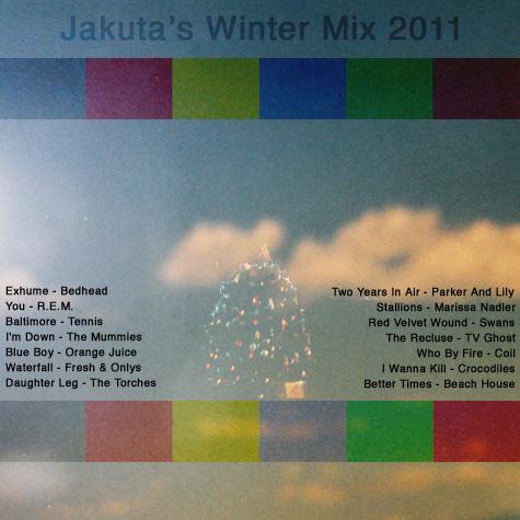 Jakuta's Winter Mix 2011